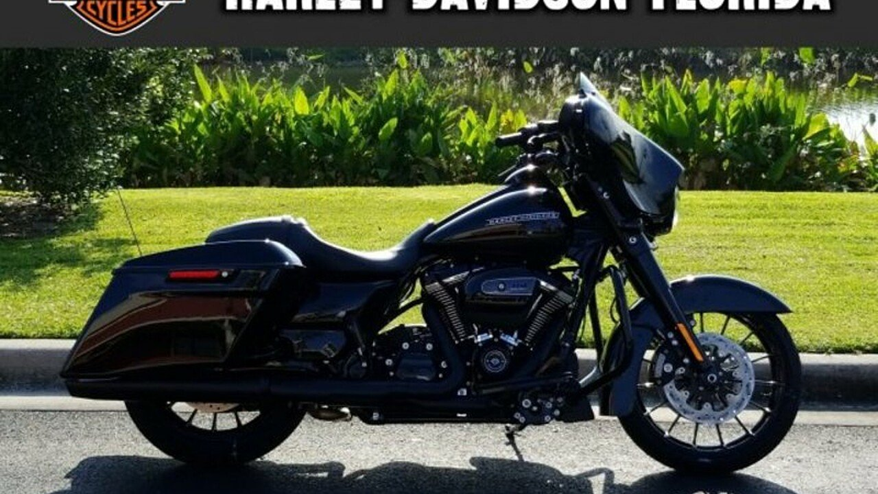2019 harley-davidson Touring Street Glide Special for sale 200618710