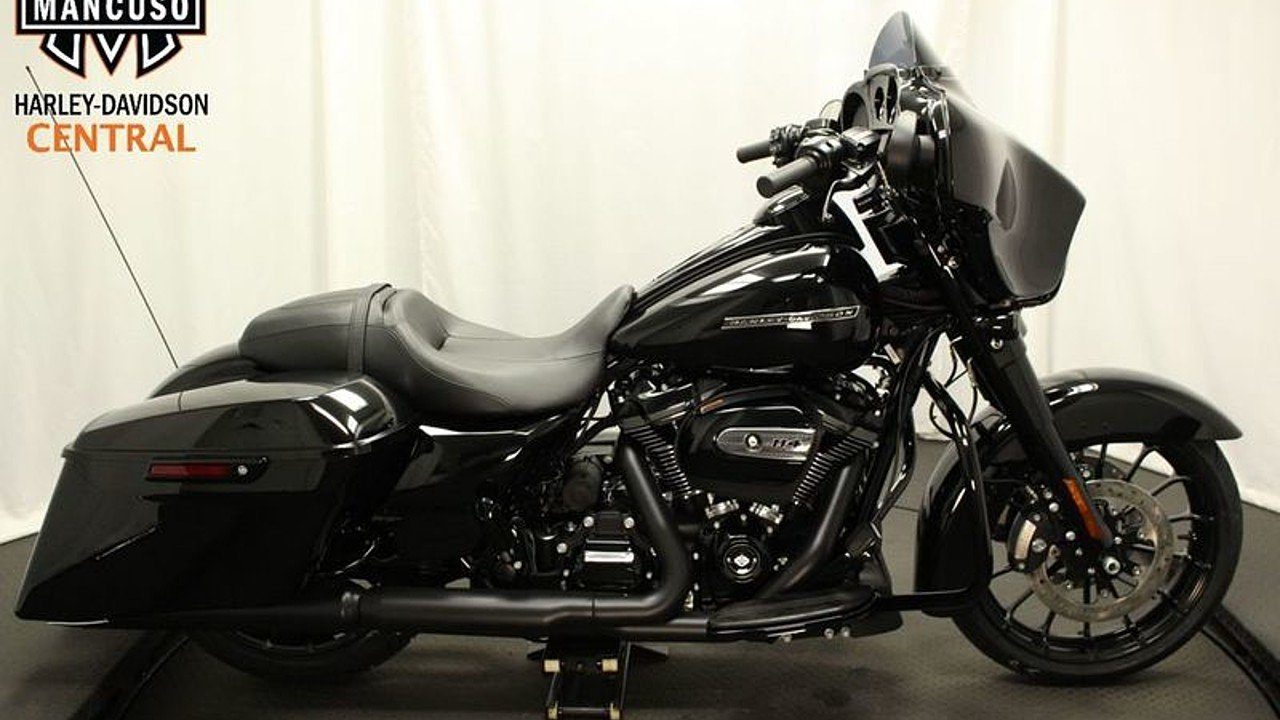 2019 harley-davidson Touring Street Glide Special for sale 200618734
