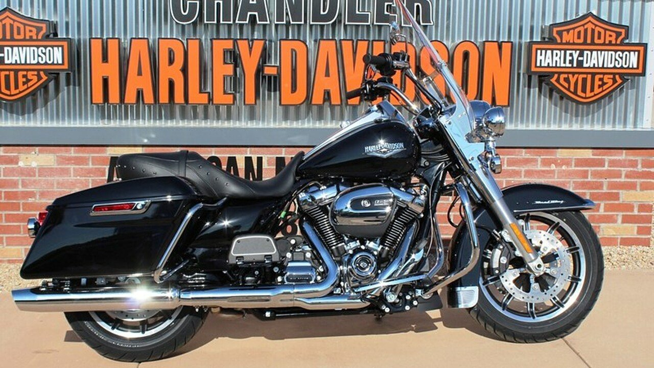 2019 harley-davidson Touring Road King for sale 200620677