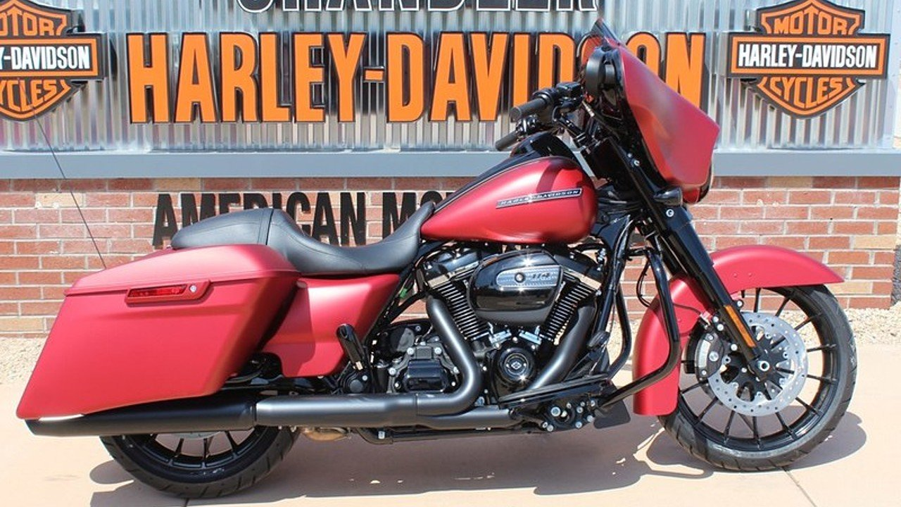 2019 harley-davidson Touring Street Glide Special for sale 200620681