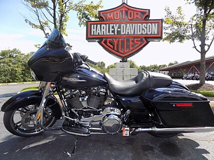 2019 harley-davidson Touring for sale 200620458