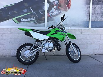 2019 kawasaki KLX110L for sale 200612613