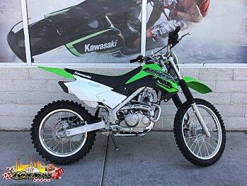 2019 kawasaki KLX140L for sale 200609933