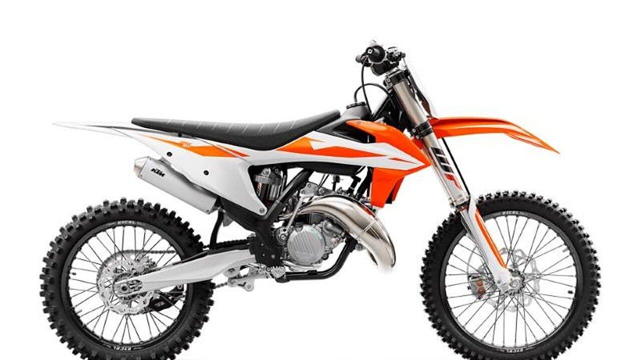 2019 ktm 125SX for sale 200618372