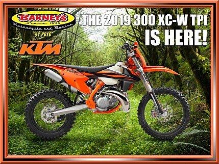 2019 ktm 300XC-W for sale 200600412