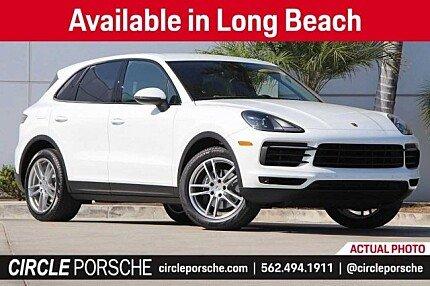 2019 porsche Cayenne for sale 101014463