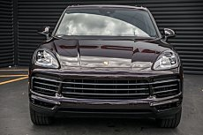 2019 porsche Cayenne for sale 101034216