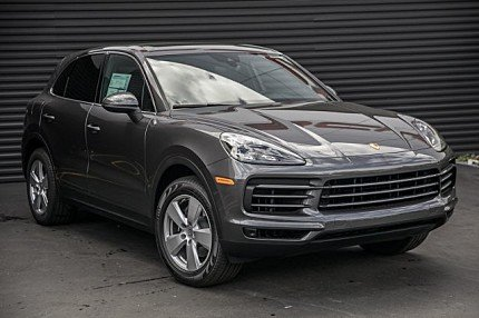2019 porsche Cayenne for sale 101036746