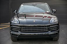 2019 porsche Cayenne for sale 101038273