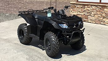 2019 suzuki KingQuad 400 for sale 200601958