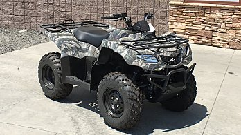2019 suzuki KingQuad 400 for sale 200601960