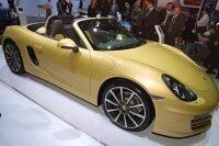2013 Porsche Boxster: New York Auto Show