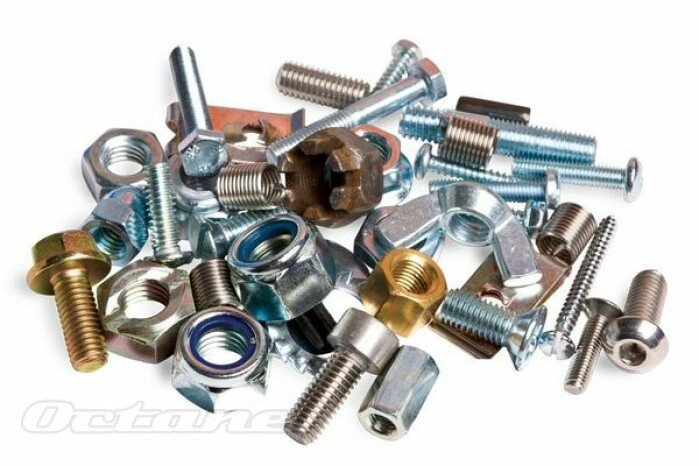 Automotive Fastener Threads Types