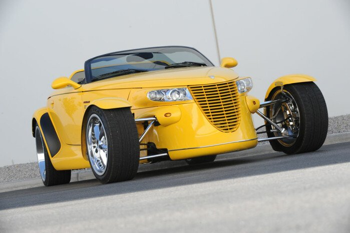 9 Daring Designs - 2000 Plymouth Prowler