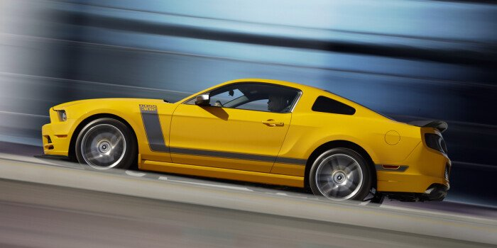 Classic Reviews - 2013 Boss 302