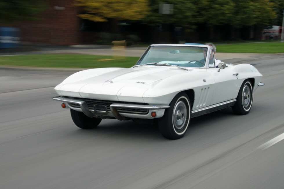 Daily Driving A Junker 1966 Vette - Classics on Autotrader