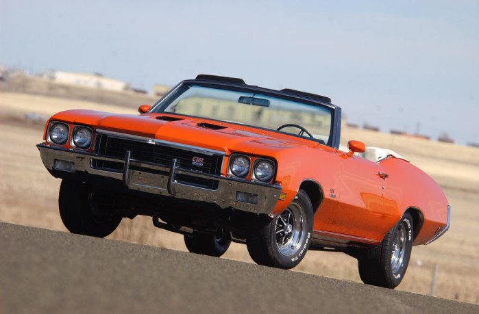 Dare to Be Different - 1972 Buick GS 455 Stage 1