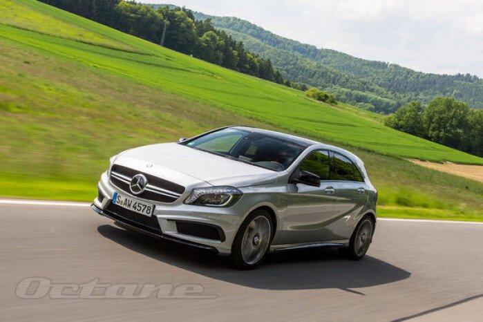 Driven: 2013 Mercedes A45 AMG