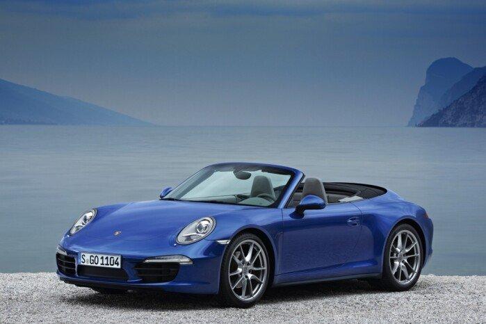 Driven: 2013 Porsche 911