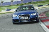 Driven: Audi RS4