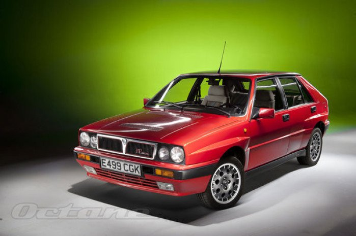History Of The Lancia Delta Integrale - Part 1