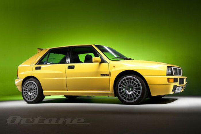 History Of The Lancia Delta Integrale - Part 3