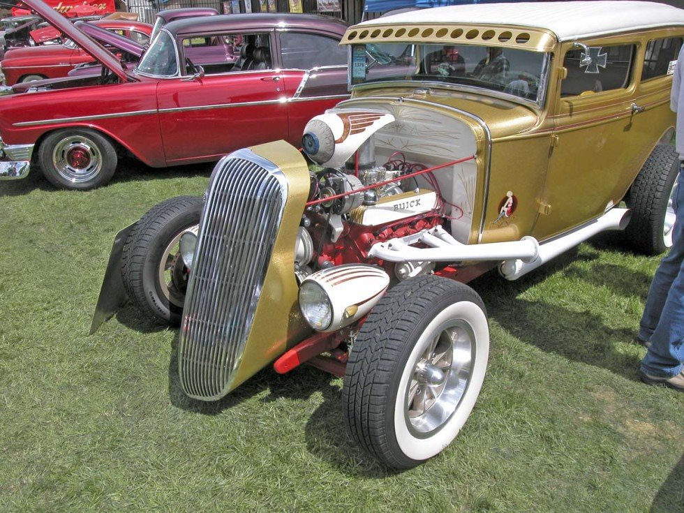 Hot Rod and Custom Grille Guide - Classics on Autotrader
