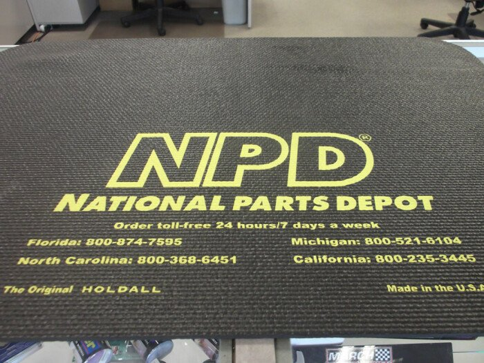 Inside NPD - National Parts Depot