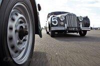 MG and Jaguar Racing Sedans