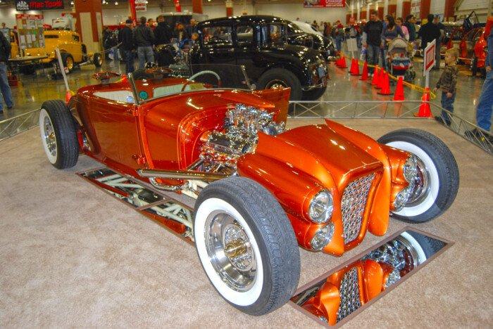 """1929 Ford """"El Tiki"""""""
