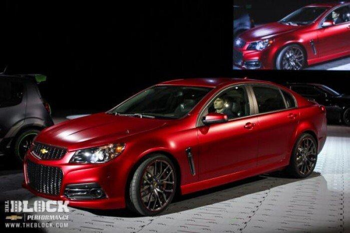 SEMA 2013: Chevrolet Media Event Recap