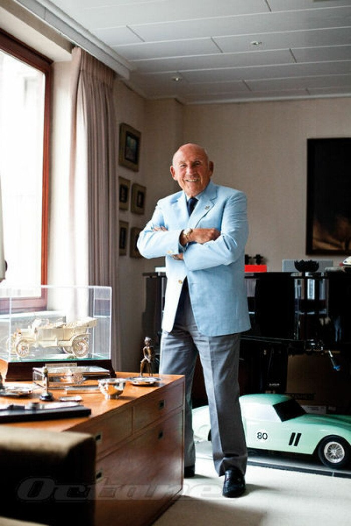 Stirling Moss Speaks