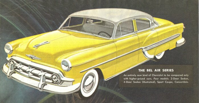 The 1950s Timeline: Year 1953