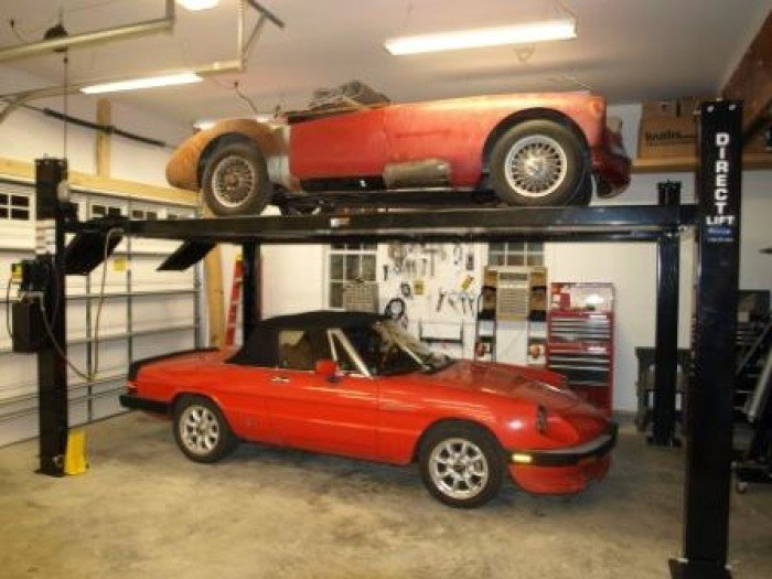 The Lowdown on Garage Lifts: Part 1