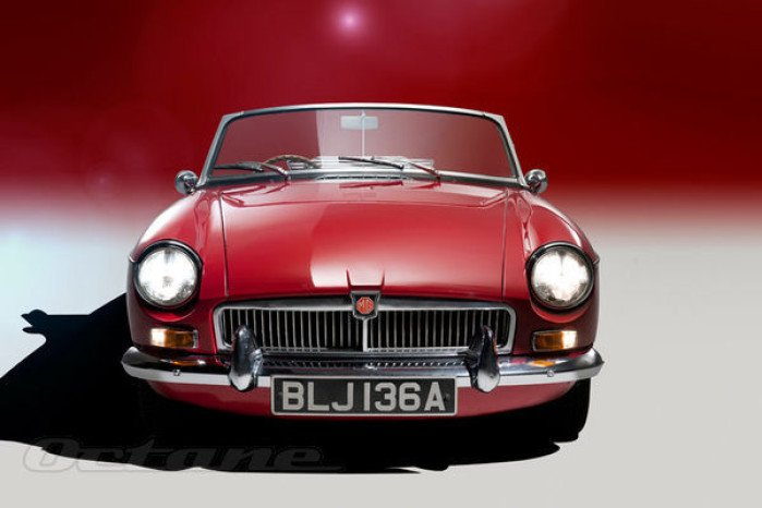 The MG MGB: The Most Popular Sports Car Ever