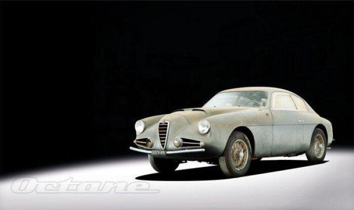 1954 Alfa Romeo Super Sprint Zagato