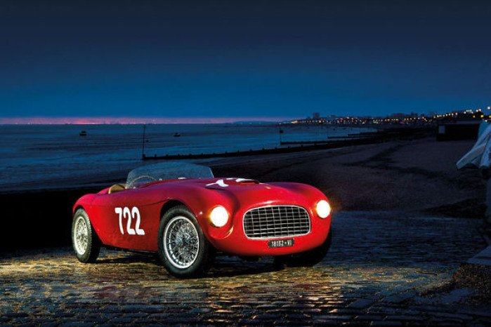Turning Point: 1948 Ferrari 166 Spider Corsa