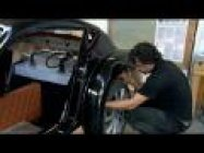 Video - Finishing The Morgan Aero Coupe
