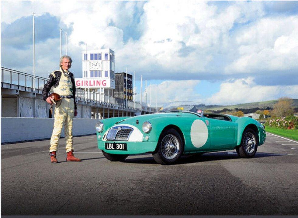 1955 MGA at Le Mans - Classics on Autotrader