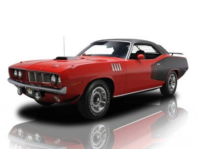 1971 plymouth hemi cuda a muscle car time machine - Old American Muscle Cars For Sale
