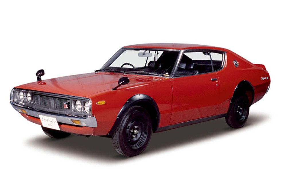 Vintage Japanese Cars: Nissan\'s Online Heritage Collection ...