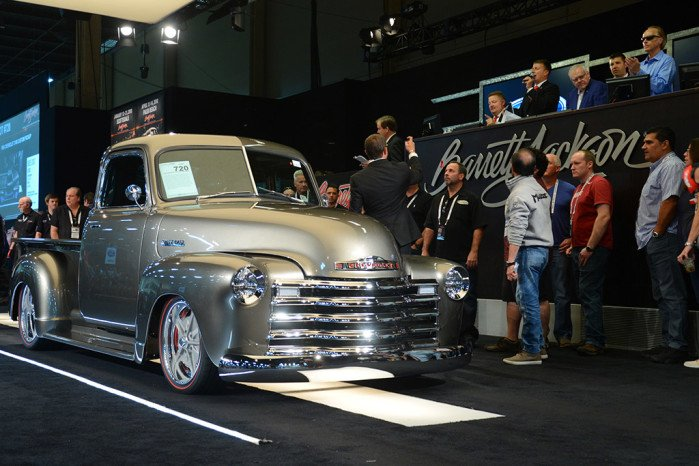 Cool Classics: 9 Classic Chevrolet Trucks Reach 6 Figures