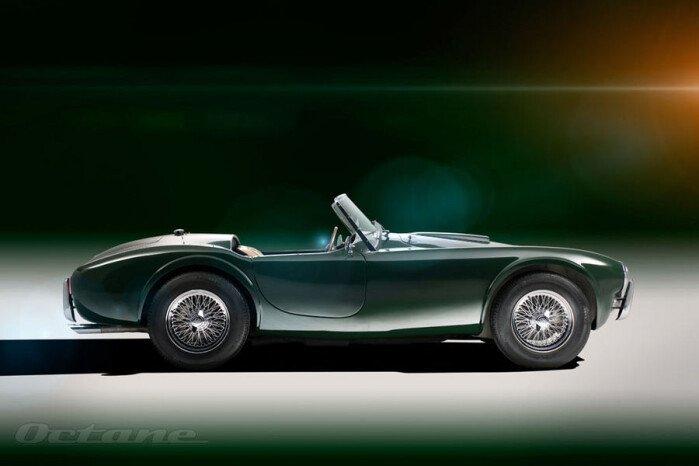 1962 Shelby Cobra 260