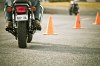 Buying a Motorcycle: Take a Motorcycle Riding Instruction Course