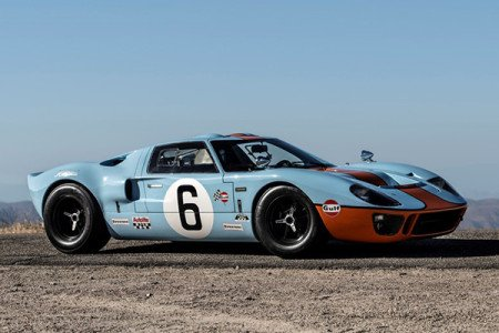 A Multimillion Dollar Ford Gt Experience For  Off
