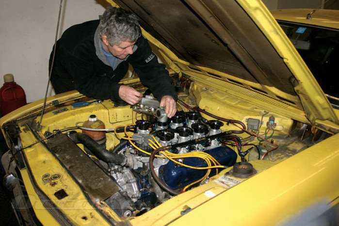 All About Electronic Engine Management