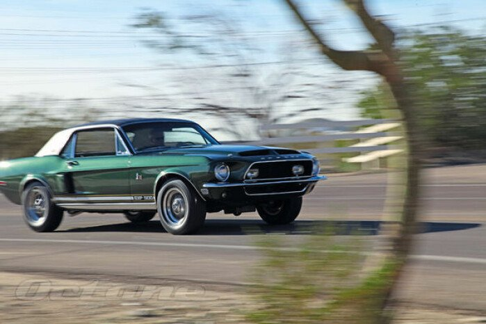 "1968 Shelby EXP 500 ""Green Hornet"""