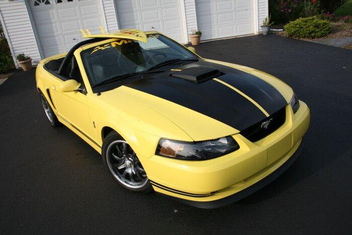 2003 MRT Surfchaser Mustang Cobra Convertible