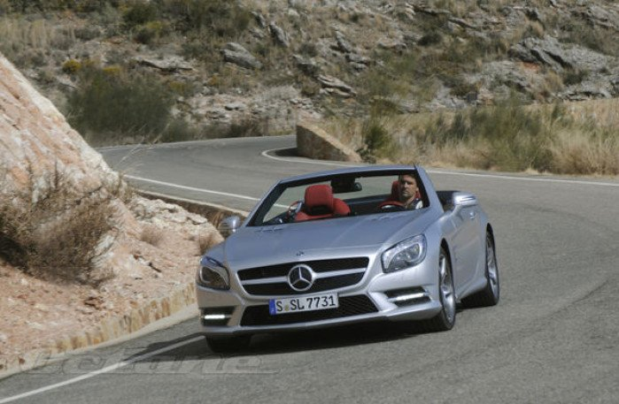2012 Mercedes-Benz 500SL