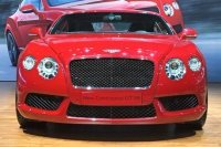 2013 Bentley Continental GT Coupe and Convertible: New York Auto Show